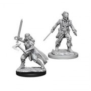 Set Figurine Dungeons And Dragons Nolzur's Unpainted Vampire Hunters
