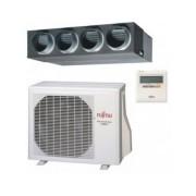 Duct Fujitsu 36000 BTU inverter ARYG36LMLE + AOYG36LETL