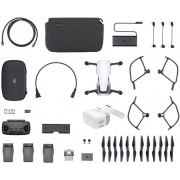 DJI Mavic Air Fly More Combo with DJI Goggles - Arctic White