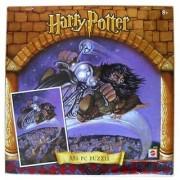 Harry Potter Hogwarts School Grounds and Castle 550 Piece Puzzle
