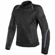 DAINESE Jacket DAINESE Air Master Tex Lady Black / Anthracite