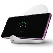 Samsung EP-N5100BW Fast Charge Wireless Charger Stand - White