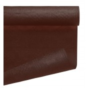 Mantel de Papel Rollo Chocolate 1,2x7m (25 Uds)