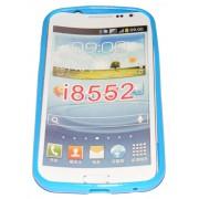 Силиконов гръб ТПУ за Samsung I8550 Galaxy Win Син