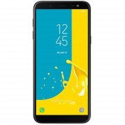 Samsung Galaxy J6 2018 Dual Sim (3GB, 32GB) 4G LTE - Negro
