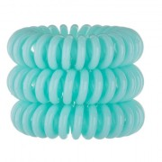 Invisibobble The Traceless Hair Ring elastico per capelli 3 ks tonalità Mint To Be donna