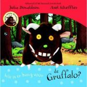 Wie is er bang voor de Gruffalo? Handpopboek - Julia Donaldson