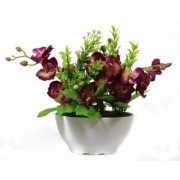 Parishi W Artificial Flowers Bunch assorted Flower For Home Decor