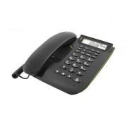 Doro Comfort 3005 - Téléphone filaire - système de répondeur avec ID d'appelant - noir