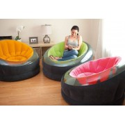 Piscine Intex Intex poltrona gonfiabile Empire Chair