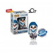 Juguete Funko Original Olaf With Kittens Pelicula Frozen De Disney