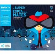 AQUAMARINE GAMES Juego Educativo CHALK & CHUCKLES, El Súper Espía De Las Mates