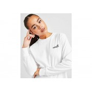 adidas Originals T-Shirt Manches Longues Linear Glossy Femme - 38