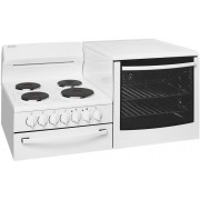Westinghouse Elevated Electric Oven/Stove (WDE135WA-R)