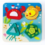 Hape Underwater Escapade Sorting Puzzles E0436