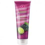 Dermacol Aroma Ritual gel de duche antisstress uvas e lima 250 ml