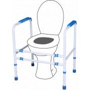 Cadru WC cu patru picioare PAAO0902