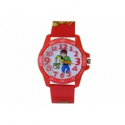 VITREND(R-TM)New Model Ben-10 Numbers Dial Good Looking Analog Watch for Boys and Girls(Sent as per Available Colour)