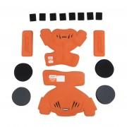 POD Knieschutz Ersatzteile POD K1 MX Links Orange Kinder