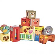 Vilac 2102 Farm Musical Blocks