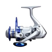 ZANLURE AL3000-6000 5.5:1 12+1BB Gapless Full Metal Spinning Reel Left/Right Hand Fishing Reel