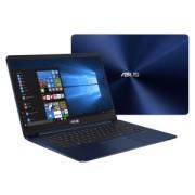 Laptop Asus ZenBook UX530UX-FY038T Intel Core i7-7500U 8GB DDR4, 512GB SSD, nVidia GeForce GTX950M 2GB Windows 10, Albastru