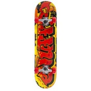 Enuff Skateboard Complet Enuff Graffiti II (Jaune)