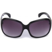 Miami Blues Over-sized Sunglasses(Violet)