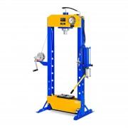 Prensa hidroneumática de taller - 30 t de presión