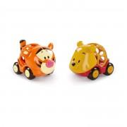 Oball Hračka autíčka Winnie The Pooh&Friends Go Grippers™ 2ks, 18m+