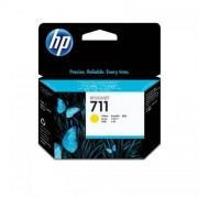 Consumabil HP Capacitate 711 Yellow CZ132A