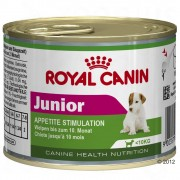 Royal Canin Mini Junior - 24 x 195 g - Pack Ahorro