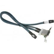 MiniSAS 2 portos teljes mag. 66/59cm