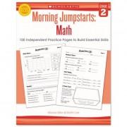 Morning Jumpstart Series Book, Math, Grade 2