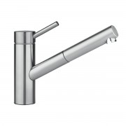 KWC 10271103700 Inox Pull-Out Tap
