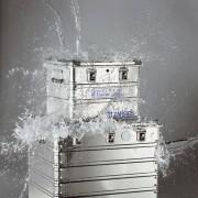 Zarges Universalkiste K470 IP 65 Aluminium 157 l