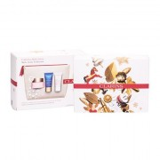 Clarins Multi-Active confezione regalo crema viso giorno 50 ml + crema viso notte 15 ml + balsamo corpo Beauty Flash 15 ml + trousse donna