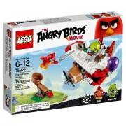 LEGO Angry Birds Piggy Plane Attack 75822 TRG