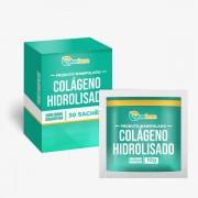 Colageno Hidrolisado 10G Vitaminas Minerais Abacaxi 30 Sachês
