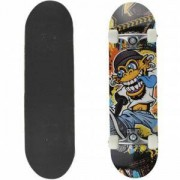 Скейтборд MASTER Extreme Board 4, 79х20см., MAS-B094-4
