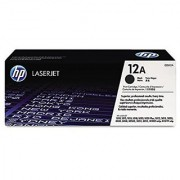 HP Q2612A/HP 12A Black Toner Cartridge