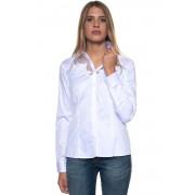 Guess Camicia da donna Bianco Cotone Donna
