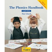 The Phonics Handbook in Print Letter: A Handbook for Teaching Reading, Writing and Spelling, Paperback/Sue Lloyd