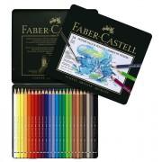 Creioane colorate acuarela A.Durer 24 buc., Faber-Castell
