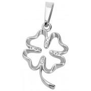 Brilio Silver Argint trifoi cu patru foi pandantiv 446 001 04 00,327