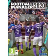 FOOTBALL MANAGER 2020 PRE-PURCHASE - STEAM - MULTILANGUAGE - EU - PC