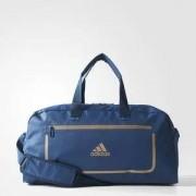 Adidas Mala Training TB - Azul Petróleo & Cinza