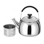 Чайник с цедка Kinghoff KH 3349, 2 литра, Инокс