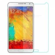 Protector de pantalla protectora de cristal templado para Samsung Nota 3 - Transparente