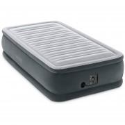 Cama Inflable Twin Premium Doble Alto + Bomba 64411EP Intex